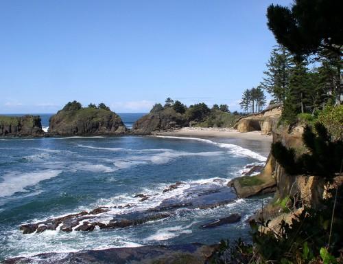 Whale Cove, Central Oregon Coast